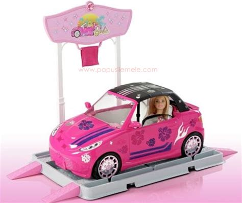 barbie cars barbie car wash design studio 2015
