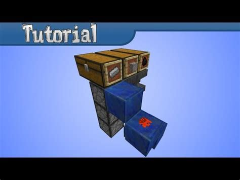 minecraft 1.9.2 | automatic industrial furnace/smelter