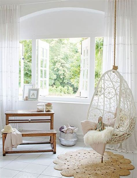 swing chairs for bedrooms 8 awesomely beautiful indoor swing chairs my cosy retreat