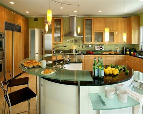 15 modern kitchen island designs we love 15 amazing modern designs for kitchens designmaz