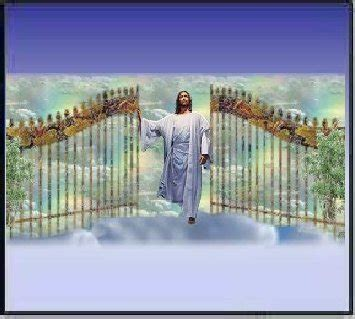 swing wide you heavenly gates assorted humor