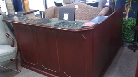 used reception desk for sale used reception desk sale receptionist desk reception