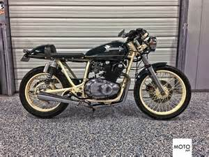 Suzuki Racer 450 1982 Suzuki Gs450 Cafe Racer For Sale