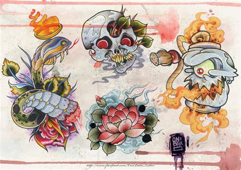 Tattoo Flash Sites | tattoo flash page 2 by onibaka on deviantart