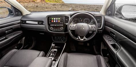 electric power steering 2008 mitsubishi outlander lane departure warning 2017 mitsubishi outlander pricing and specs new infotainment and added safety features