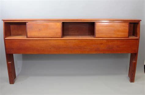 mid century modern bookcase headboard mid century modern wooden bookcase headboard