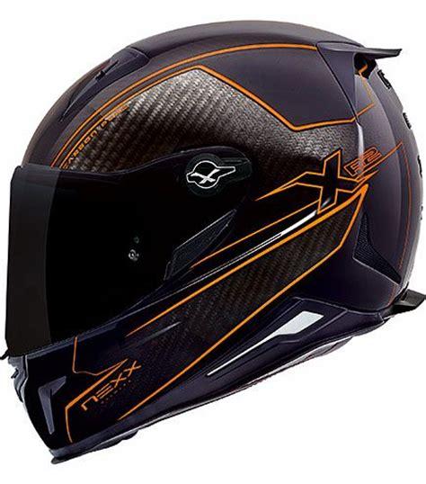 Nexx 47 J nexx xr2 carbon black orange nexx helmets