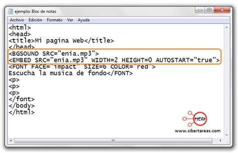 insertar imágenes html de fireworks c 243 digo para insertar m 250 sica de fondo herramientas