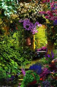 Magical garden junesteward s blog