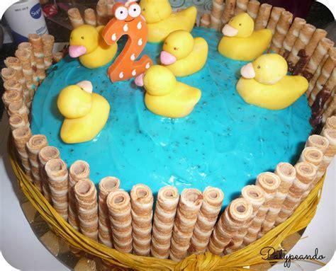 decorar pasteles decorar pastel de cumplea 241 os infantil con patitos