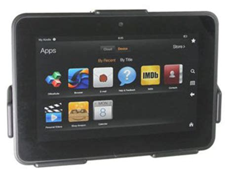 new kindle fire hd car mount holder