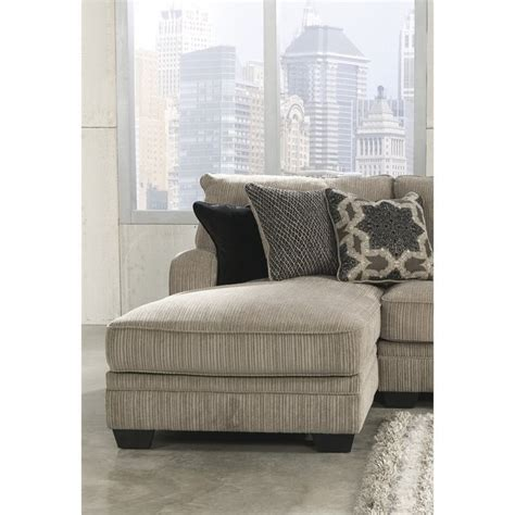 ashley furniture katisha sectional ashley furniture katisha right facing 4 piece sectional in