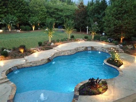 beautiful pools pools sugar hill outdoors