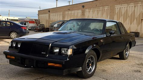 1987 buick grand national f52 kissimmee 2017