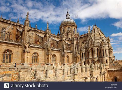 imagenes catedrales goticas españa catedral vieja de salamanca castilla le 243 n espa 241 a old