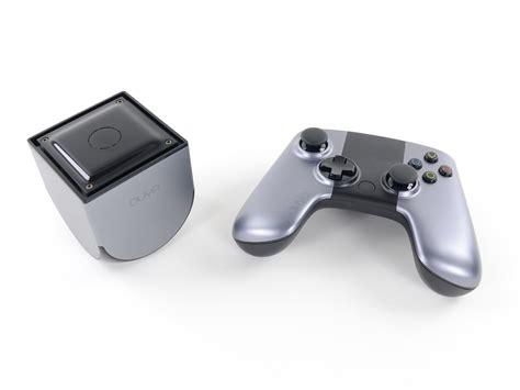 play market console ifixit tears the ouya console