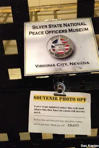 virginia city, nv silver state national peace officers