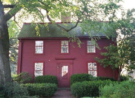house of hawthornes hawthorne historic buildings of massachusetts