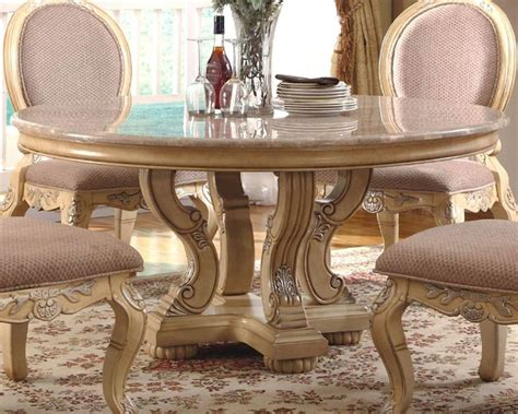 home design fancy italian marble dining table appealing