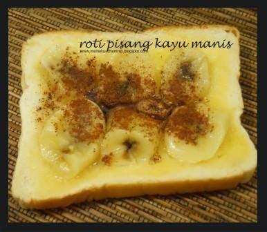 cara membuat roti gulung kayu manis resep segiempat roti pisang coklat roti pisang kayu manis