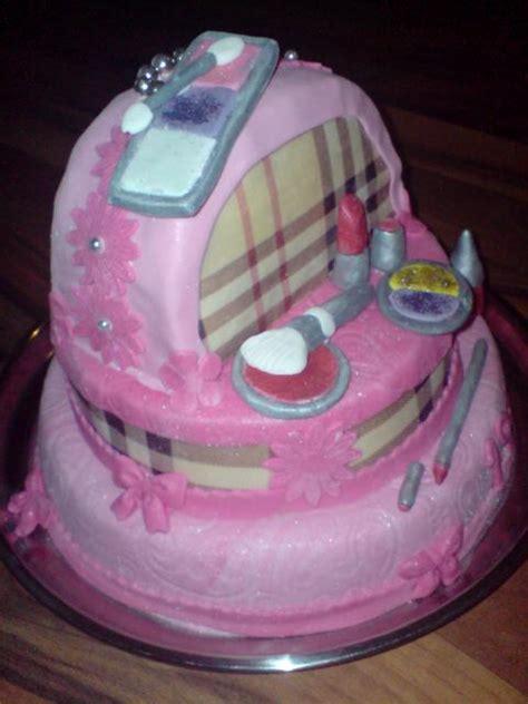 Tas Chanel 458 make up tas taart