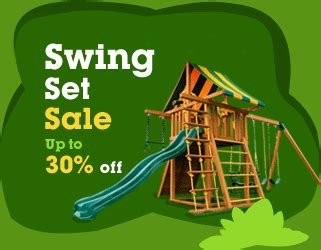swing and slide canada residential playgrounds wooden playsets swing sets