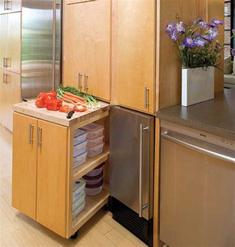 kitchen cabinet space saver ideas 24 extremely creative and clever space saving ideas that will enlargen your space