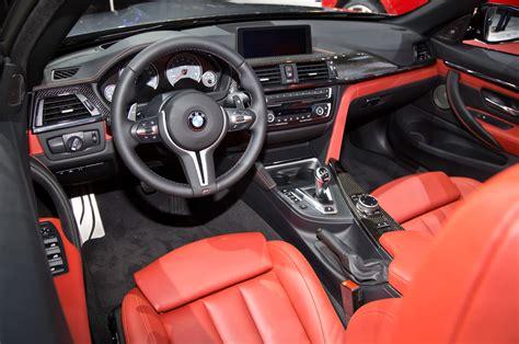 2015 bmw m4 convertible interior photo 11