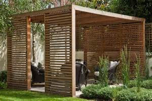 Pergola With Walls by 23 Modern Gazebo And Pergola Design Ideas You Ll Love