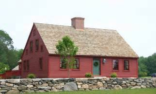 Cape House Plans Cape Cod Colonial House New England Cape House Plans For