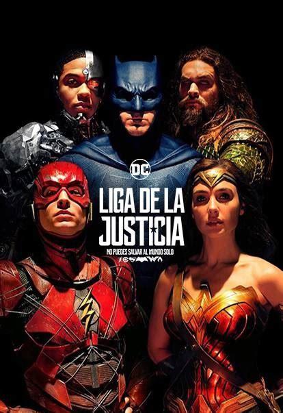de cine noticias posters y cr 237 ticas de cine cinenga 241 os liga dela justicia marcianito imgenes liga de la justicia