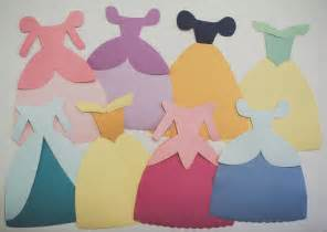 disney templates disney princess dress paper templates reiko handcrafted