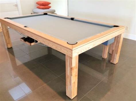 convertible dining room pool table new yorker billiards table
