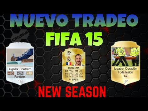 reset online seasons fifa 15 increible nuevo tradeo fifa 15 new season android youtube