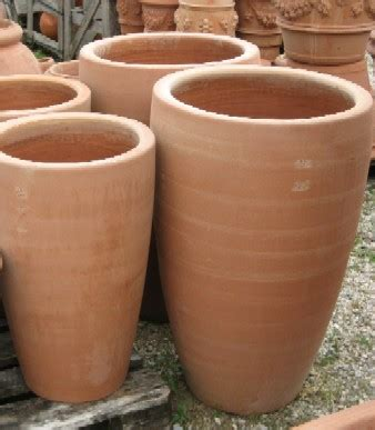 vasi in coccio vasi terracotta mft203 bm176 terracotta