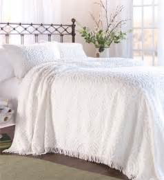 King Bedspread King Wedding Ring Tufted Chenille Bedspread Bedspreads