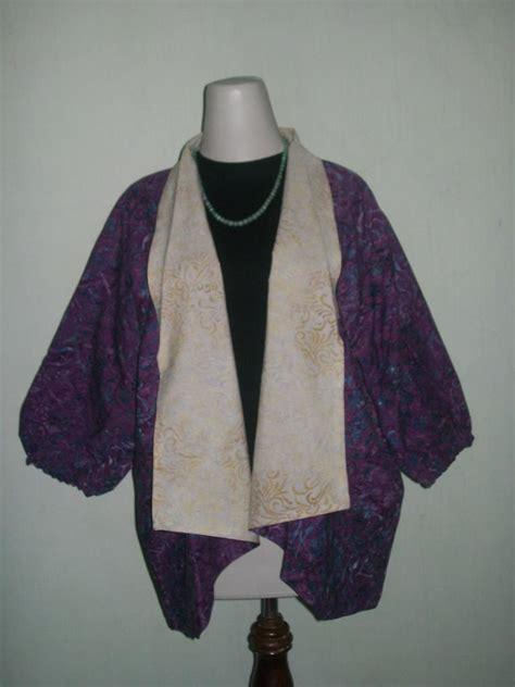 Bolero Batik Bolak Balik Cardigan Batik Blazer Batik jual murah bolero batik bolak balik model blazer bl028