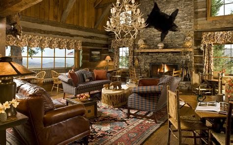 rustic living room decobizz com