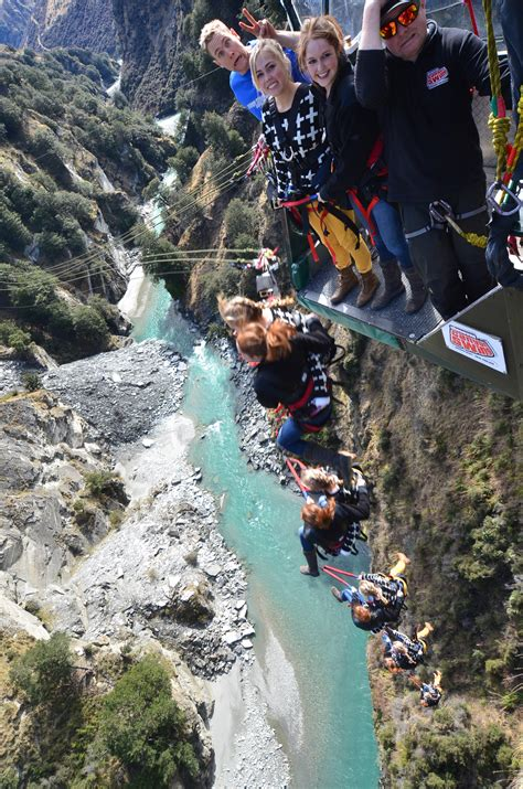 canyon swing queenstown accident queenstown stole my heart justabasslyfe