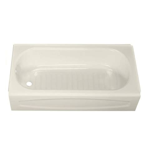 New Bathtubs Home Depot by American Standard New Solar 5 Ft Left Drain Soaking