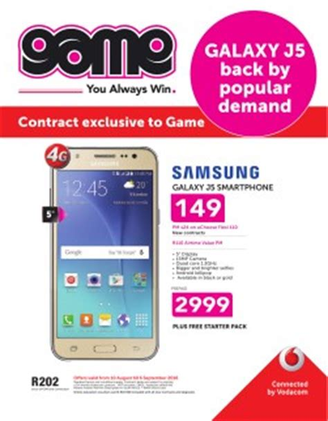 vodacom deals at game / zo skin care coupons