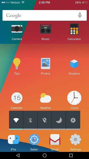 membuat tilan xiaomi seperti iphone cara membuat tilan iphone seperti android ofamni