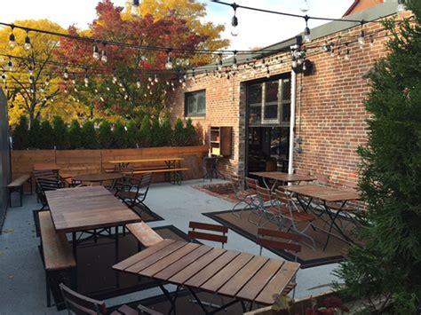 Boston?s Best Outdoor Dining ? 52 Top Patios, Decks & More
