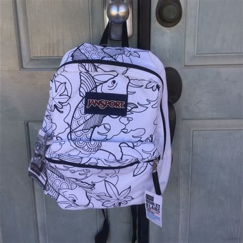 Jansport Standart R 04 40 jansport handbags jansport school backpack colors r by yourself fish from dbby s
