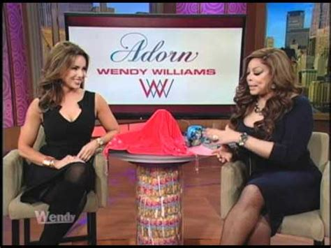 lisa robertson gma interview adorn by wendy williams on qvc youtube