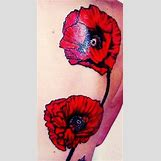 Opium Poppy Flower Tattoo | 236 x 445 jpeg 22kB