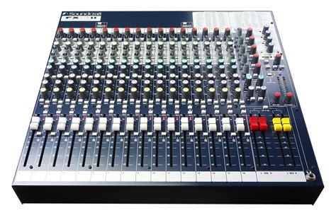 Mixer Fx16ii soundcraft spirit fx16ii sound 7