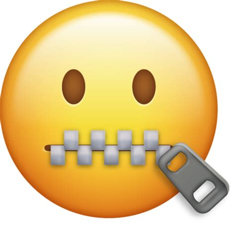 emoji zip download zipper mouth emoji png apple hd high resolution