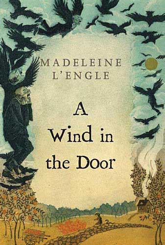 Book Review A Wind In The Door By Madeleine L Engle