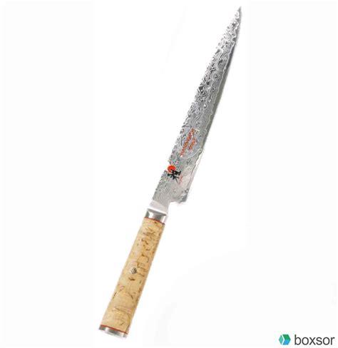 miyabi sg2 miyabi 5000mcd 9 5 quot slicer birchwood series sg2 make sushi